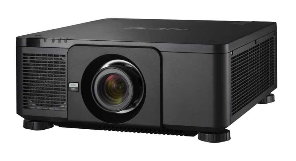NEC-Display-Solutions_PX1005QL-ProjectorViewSlantLeft