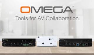 Neue Atlona Produktfamilie für Video-Switching, -Extension und -Processing Anwendungen zum Kommunizieren und Zusammenarbeiten mit AV Inhalten in modernen Institutionen und Konferenzräumen.
