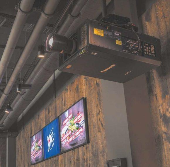 Panasonic PT-RQ13K DLP-Projektoren