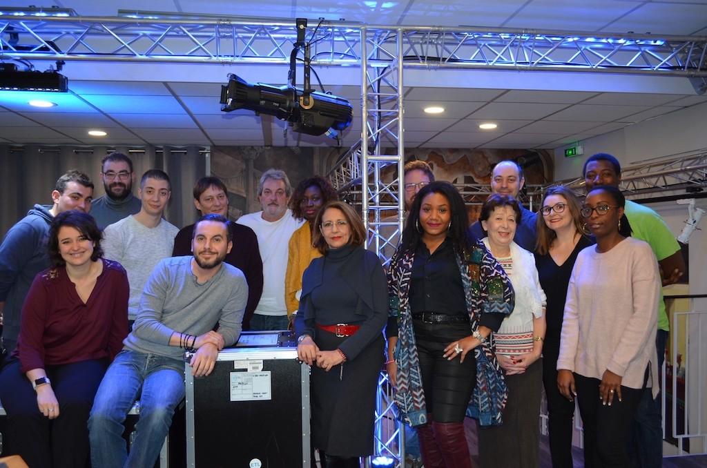 Das Team von ETC France
