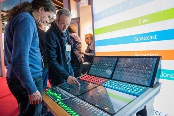 Event Technology @ ISE 2018