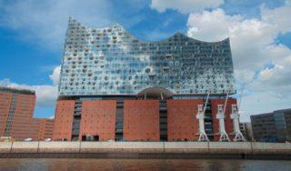 Werben und Informieren in der Elbphilharmonie