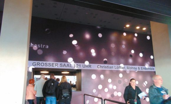 Digital Signage System Outdoor-LED-Medienfassade