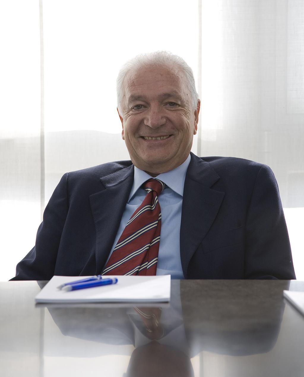 Arturo Vicari, CEO der RCF Group