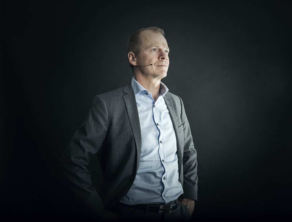 Kalle Hvidt Nielsen, CEO von DPA Microphones