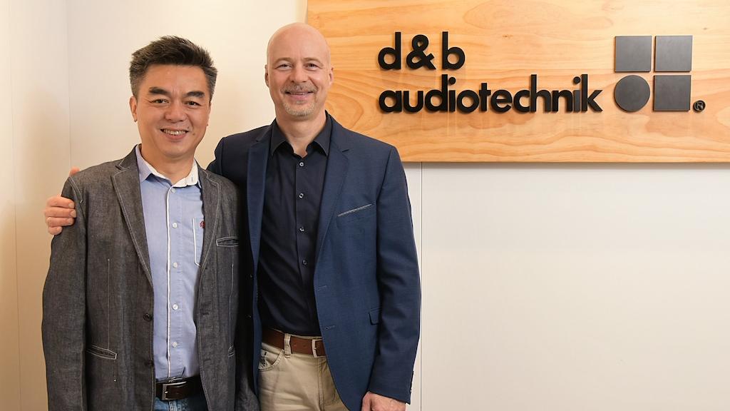 Daniel Chan und Amnon Harman