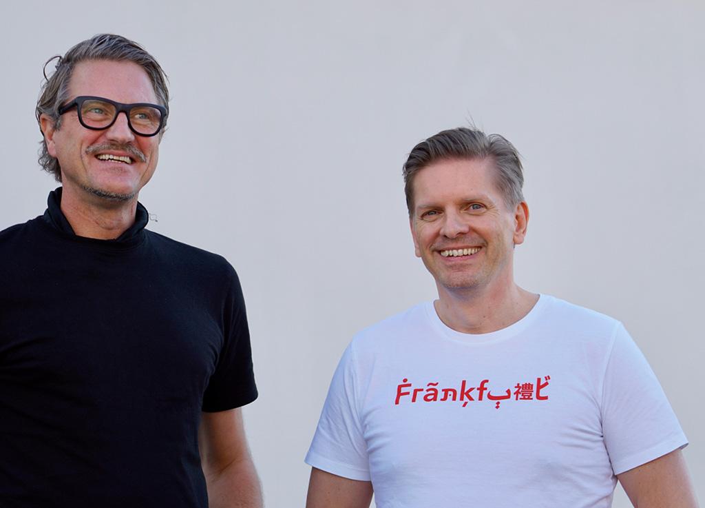 Satis&fy: Torsten Widarzik und Nico Ubenauf
