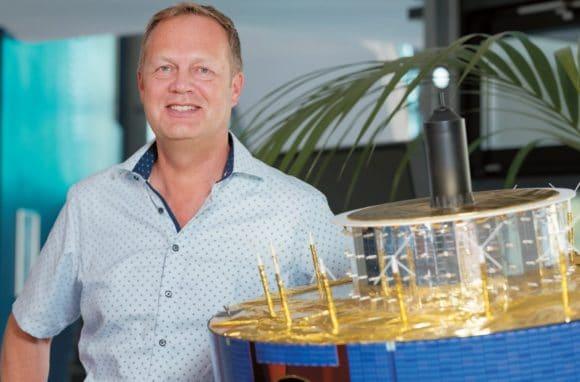 Christoph Keller (Vertriebsleiter SPG System- und Projektgruppe)