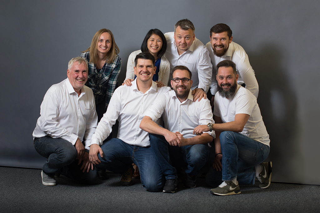 DACH-Team von L-Acoustics