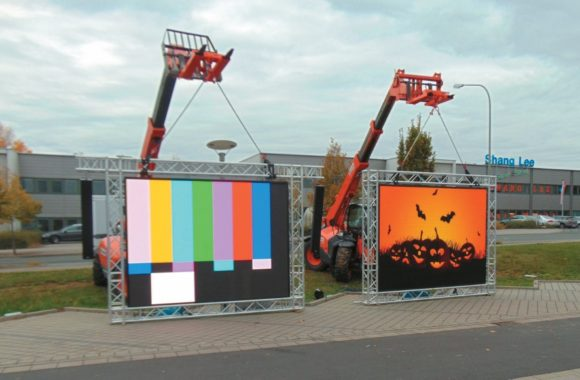 Samsung Outdoor-LED Screens