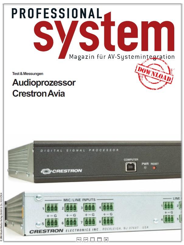 Produkt: Crestron Avia