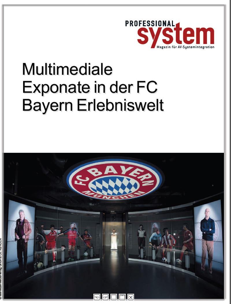 Produkt: FC Bayern Erlebniswelt