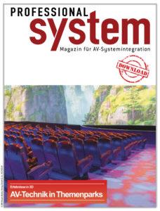 Produkt: AV-Systemintegratoren für Erlebniswelten