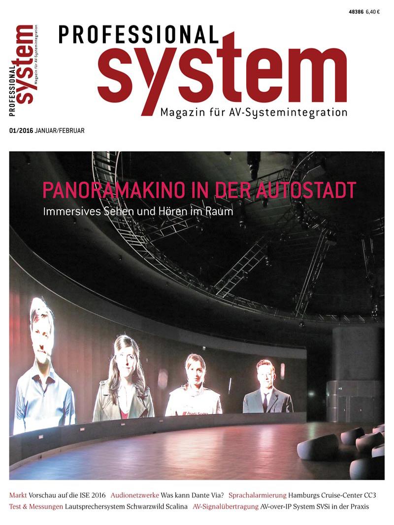 Produkt: Professional System Digital 01/2016