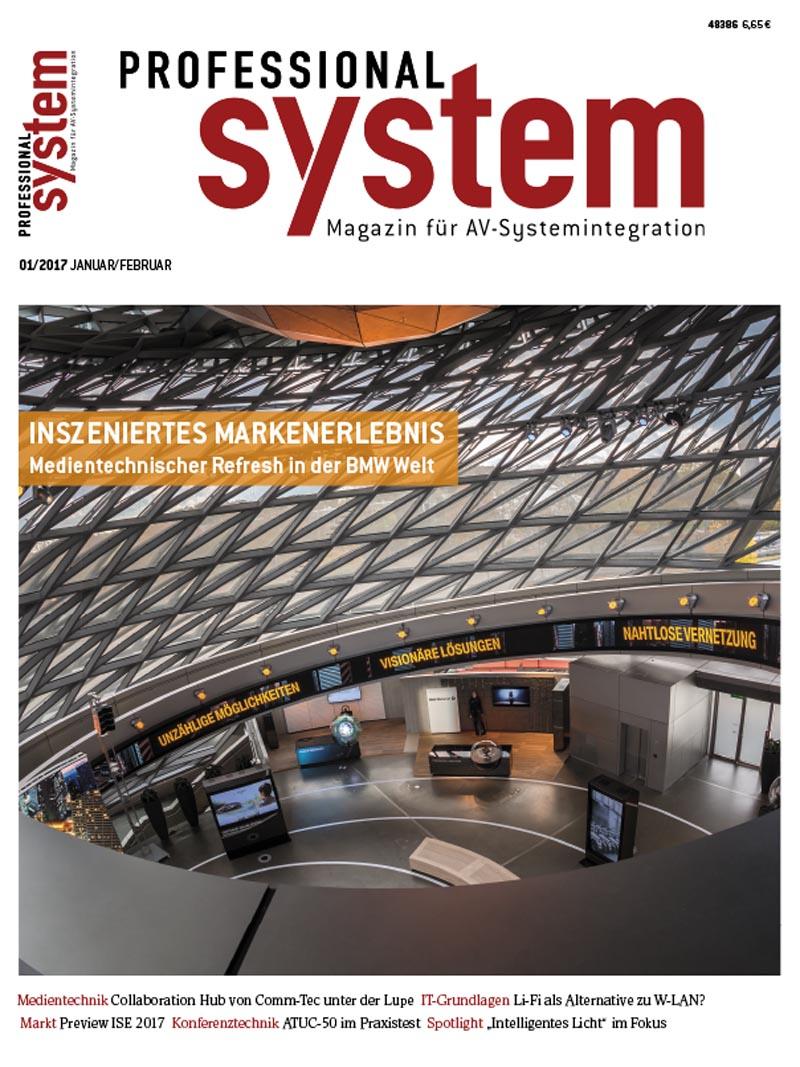 Produkt: Professional System Digital 01/2017