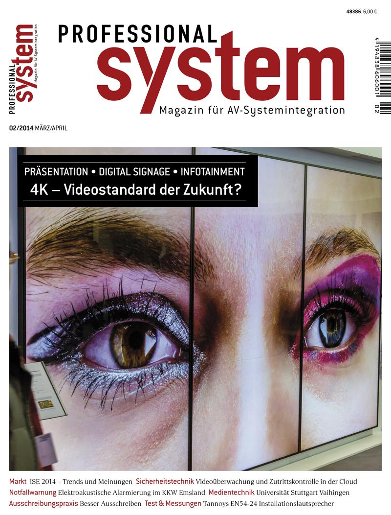Produkt: Professional System Digital 2/2014