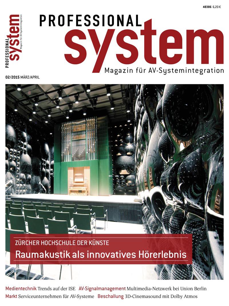 Produkt: Professional System Digital 02/2015