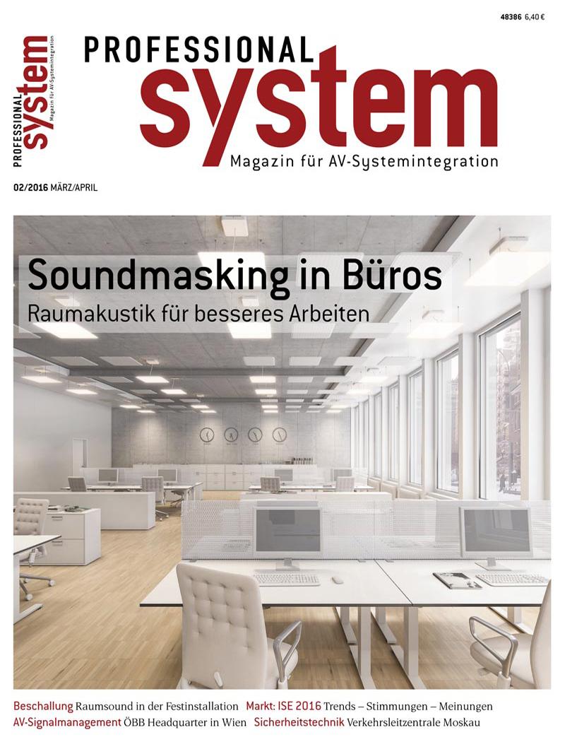 Produkt: Professional System Digital 02/2016
