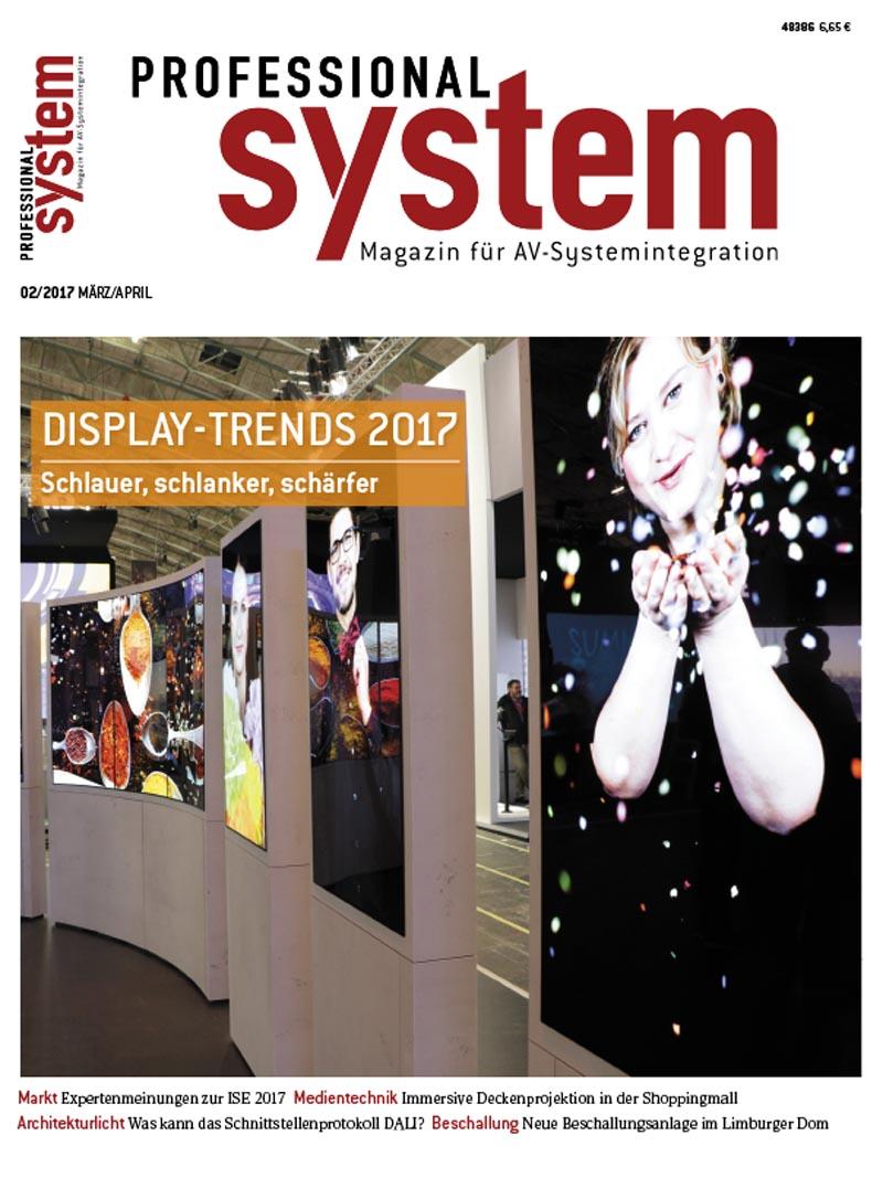 Produkt: Professional System Digital 02/2017