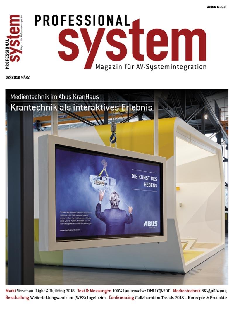 Produkt: Professional System Digital 02/2018