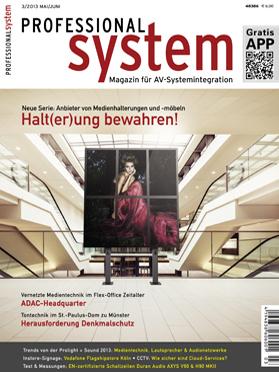 Produkt: Professional System Digital 3/2013