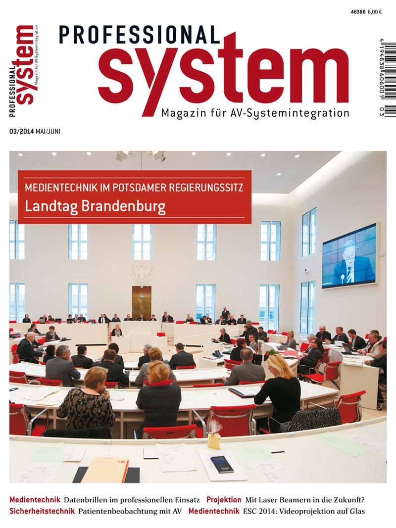 Produkt: Professional System Digital 3/2014