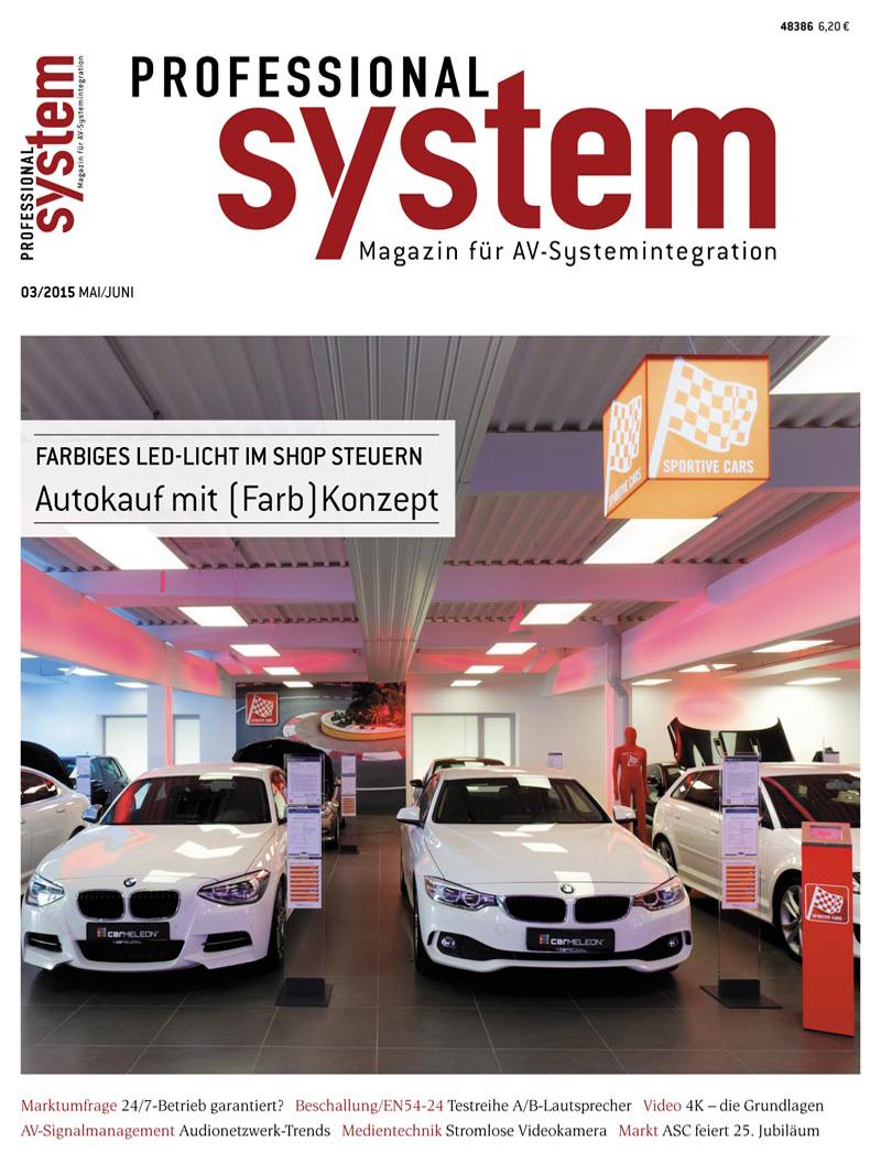 Produkt: Professional System Digital 03/2015