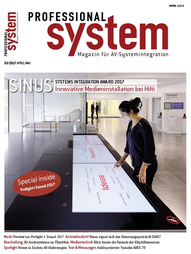 Produkt: Professional System Digital 03/2017