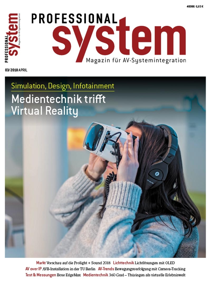 Produkt: Professional System Digital 03/2018