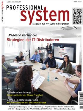 Produkt: Professional System Digital 4/2013