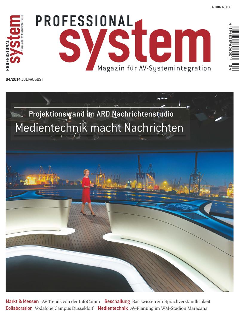Produkt: Professional System Digital 4/2014