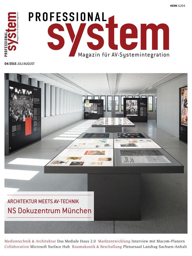 Produkt: Professional System Digital 04/2015