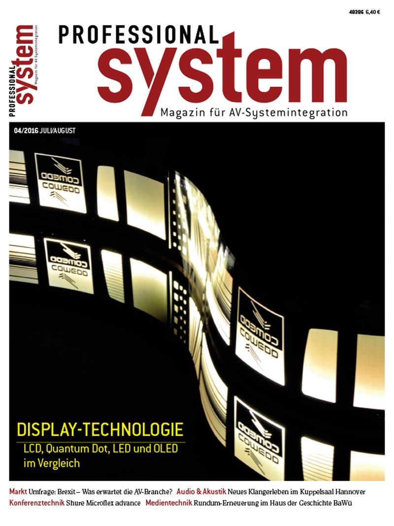 Produkt: Professional System Digital 04/2016
