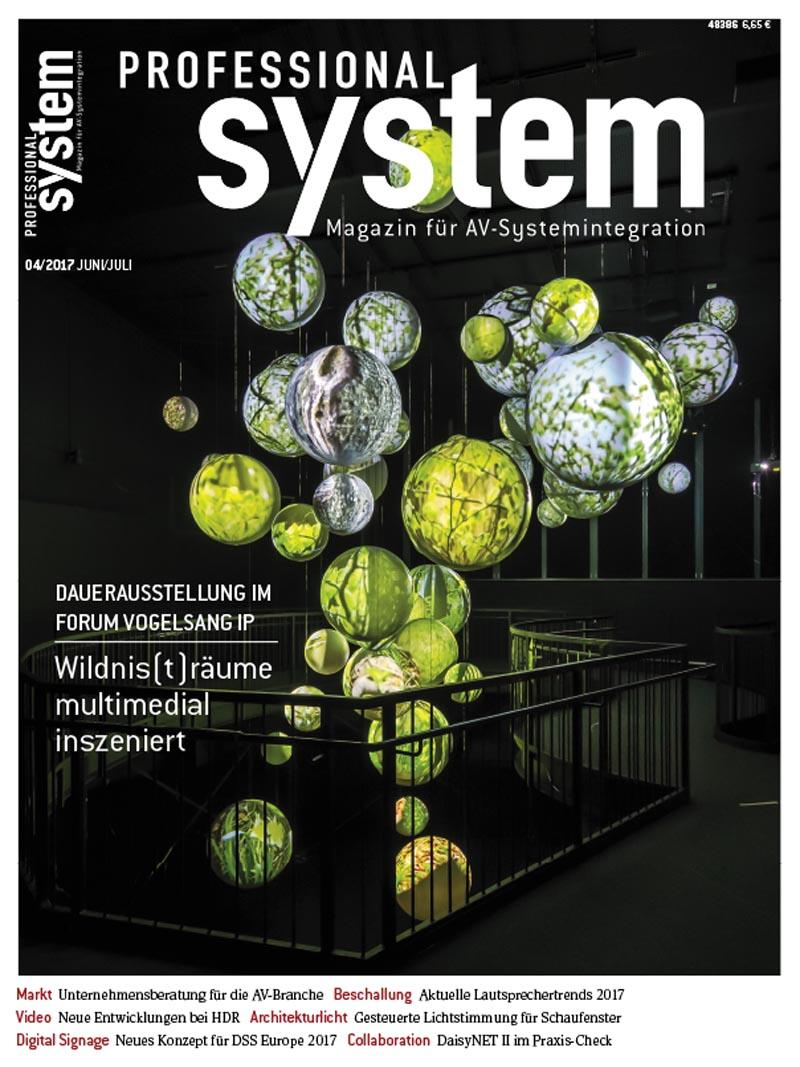 Produkt: Professional System Digital 04/2017