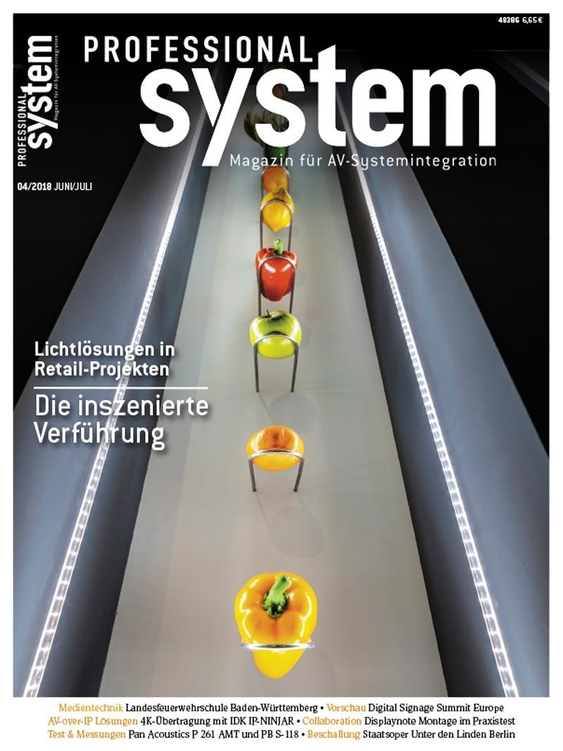 Produkt: Professional System Digital 04/2018