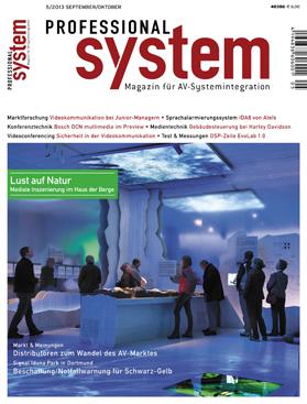 Produkt: Professional System Digital 5/2013