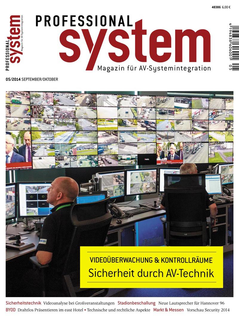 Produkt: Professional System Digital 5/2014