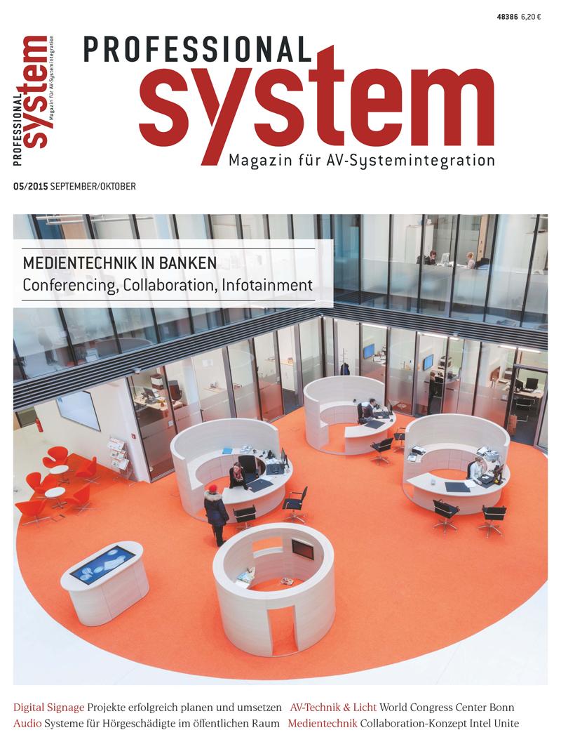 Produkt: Professional System Digital 05/2015