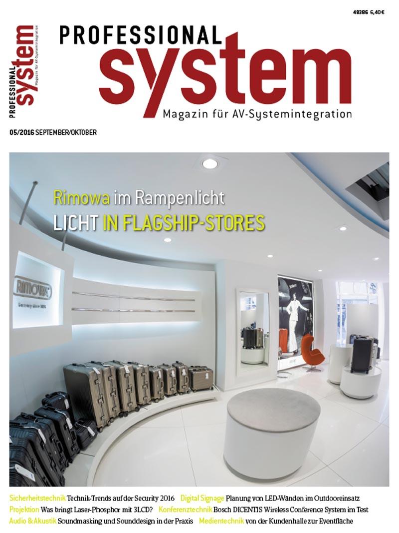 Produkt: Professional System Digital 05/2016