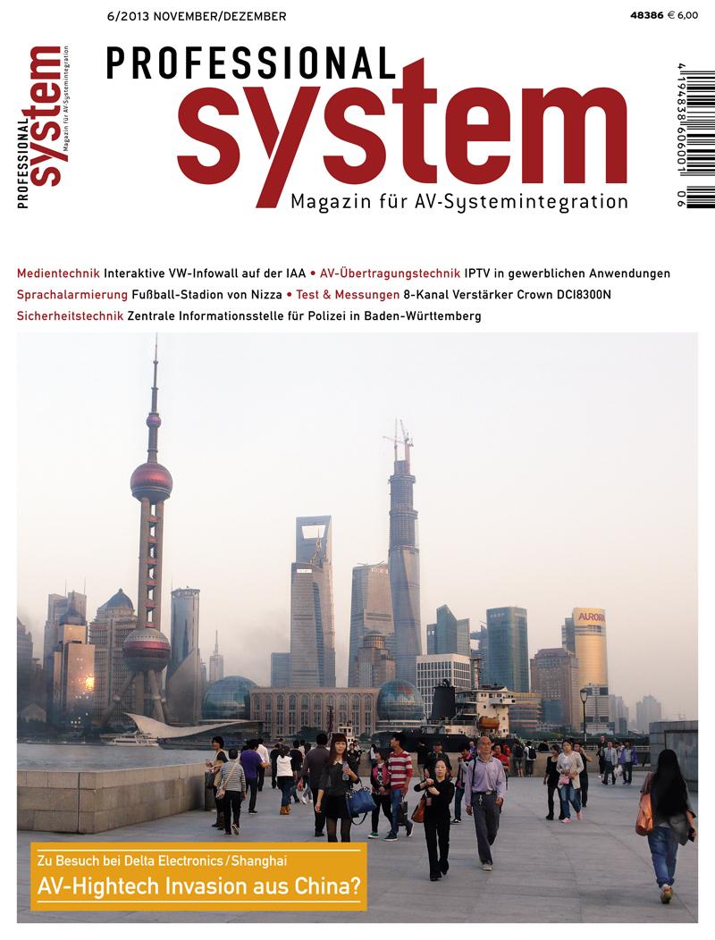 Produkt: Professional System Digital 6/2013