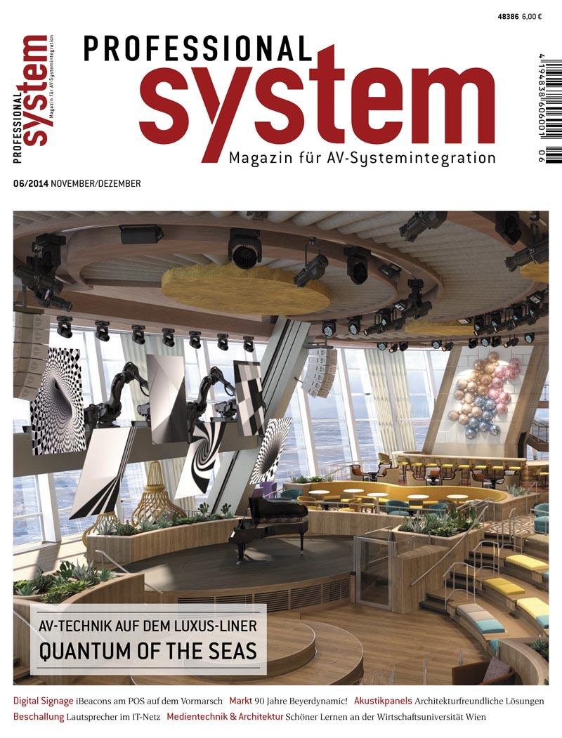Produkt: Professional System Digital 6/2014