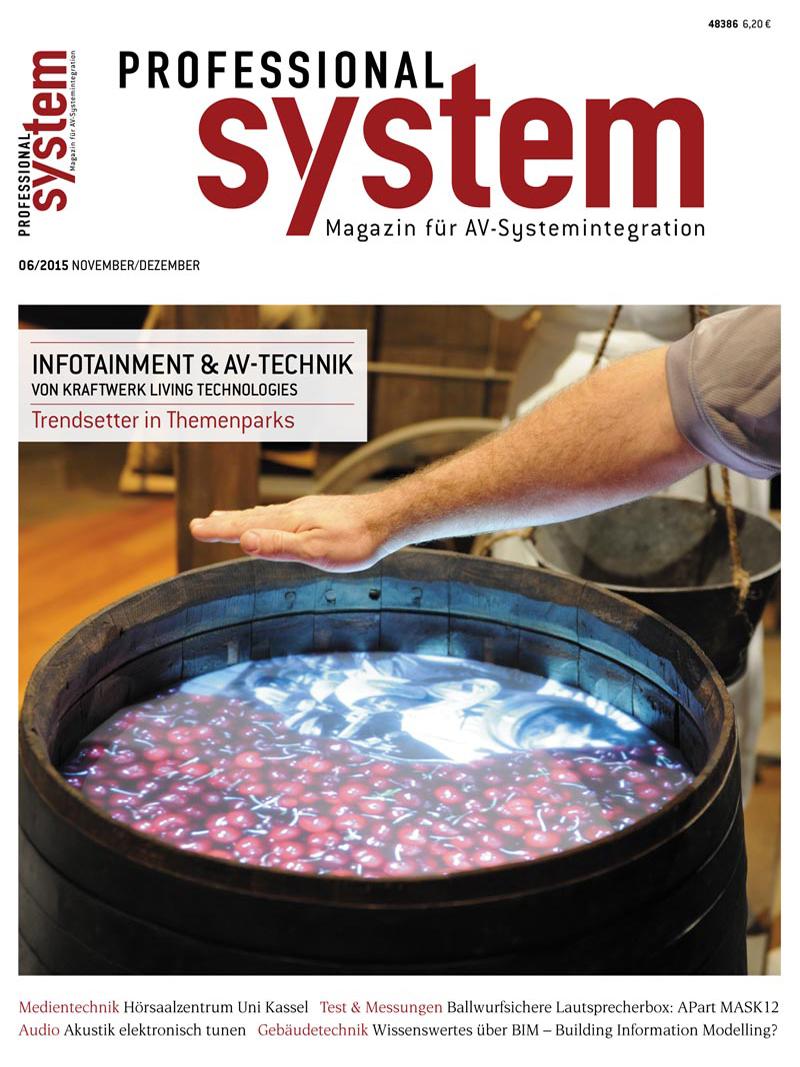 Produkt: Professional System Digital 06/2015