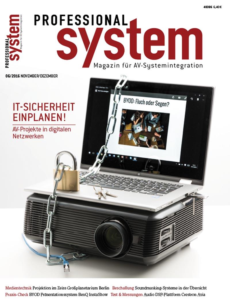 Produkt: Professional System Digital 06/2016