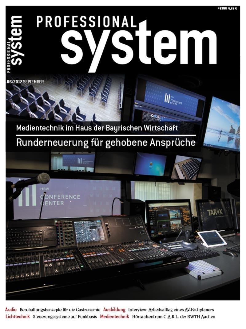 Produkt: Professional System Digital 06/2017