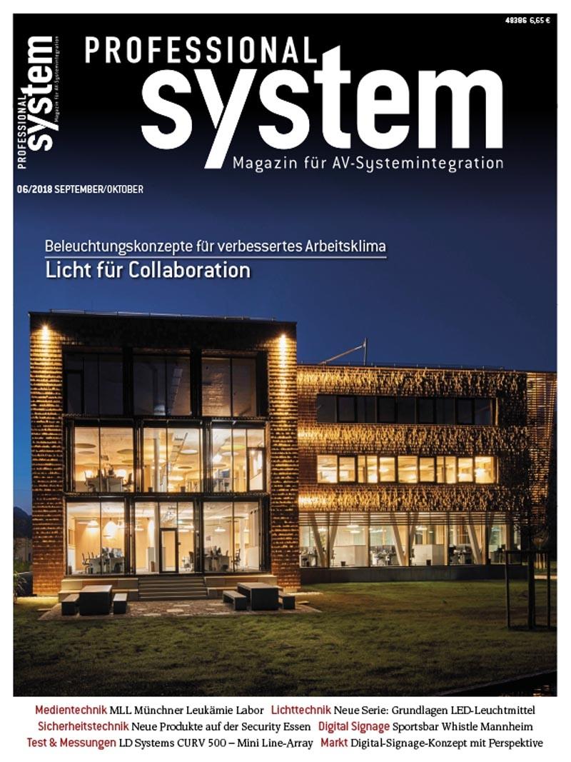 Produkt: Professional System Digital 06/2018