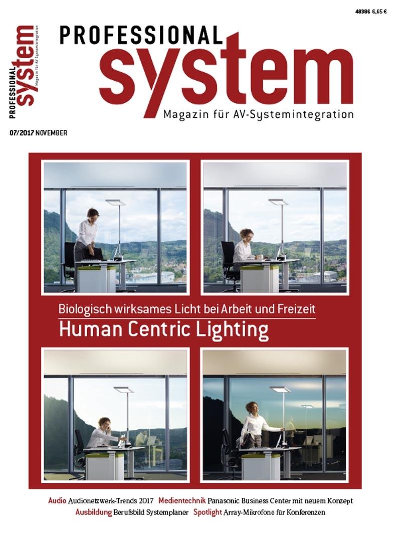 Produkt: Professional System Digital 07/2017