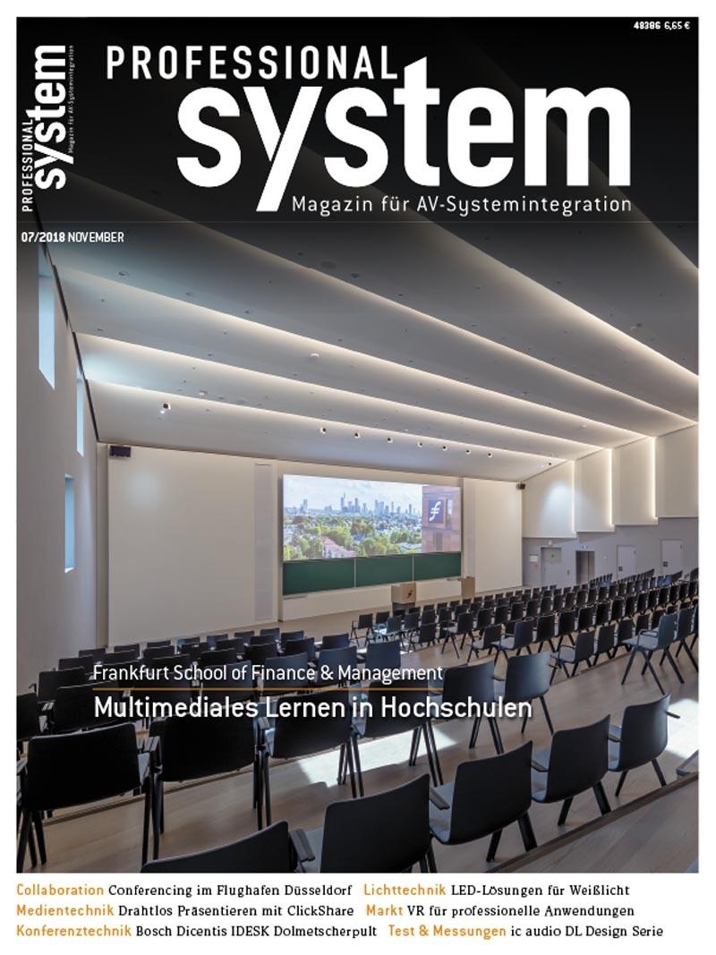 Produkt: Professional System 07/2018