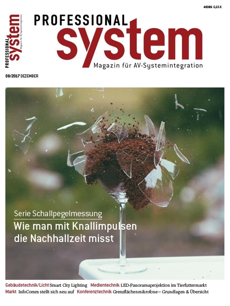 Produkt: Professional System Digital 08/2017