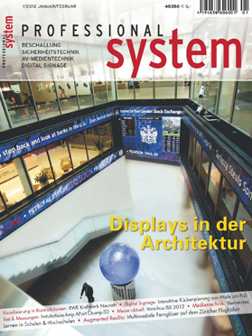 Produkt: Professional System Digital 1/2012