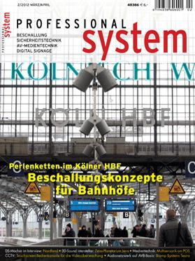 Produkt: Professional System Digital 2/2012